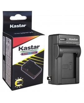 Kastar Travel Charger for Canon NB-4L, CB-2LV and PowerShot SD40 SD200 SD300 SD400 SD430 SD450 SD600 SD630 SD750 SD780 IS SD940 IS SD960 IS SD1000 SD1100 IS SD1400 IS TX1, ELPH 300 HS 310 HS 330 HS