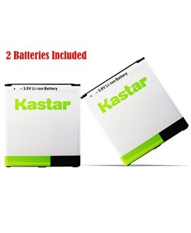 Kastar Galaxy S4 Battery (2-Pack without NFC) for Samsung Galaxy S4, S IV, I9505, M919 (T-Mobile), I545 (Verizon), I337 (AT&T), L720 (Sprint), EB-B600BUB, EB-B600BUBESTA --Supper Fast and from USA