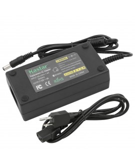Kastar 12V AC / DC Adapter Power Supply Charger for HP PE1229 F1703 and HP LCD Monitor 2311X 2311F 2311CM, ACER LCD Monitor AC501 AC711 AC915 AF705, ADI LCD Monitor A2304 A500 A5000 A501