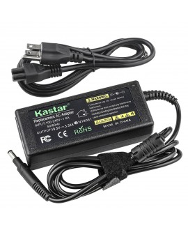 Kastar Laptop AC Adapter Charger Power Supply for HP Envy Sleekbook 6-1010US 6-1014NR 6-1015NR 6-1017CL 6-1019NR 6-1047CL 6-1110US 6-1140CA 693715-001 677770-001 002 003 613149-003 ADP-65HB FC PPP009D