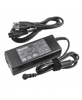 Kastar Laptop AC Adapter for Toshiba Satellite A135 A135-S4527 A205 A305 A205-S5000 A205-S5804 A205-S5825 A205-S5831 A215-S5818 A215-S5837 A305d-S6848 l305d-S5934 M305d M305D-S4830 M305D-S4831 P205D