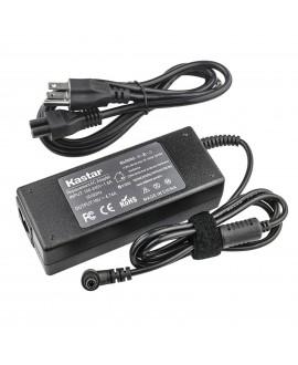 Kastar Laptop AC Adapter for Toshiba Satellite A135 A135-S4527 A205 A305 A205-S5000 A205-S5804 A205-S5825 A205-S5831 A215-S5818 A215-S5837 A305d-S6848 l305d-S5934 M305d M305D-S4830 M305D-S4831 P205D