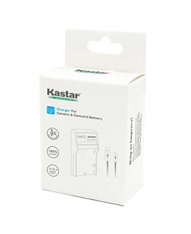 Kastar Slim USB Charger for Olympus Li-90B Li-92B and Tough TG-Tracker, Tough SH-1, SH-2, SP-100, SP-100 IHS, SP-100EE, Tough TG-1 iHS, TG-2 iHS, TG-3, TG-4, SH-50 iHS, SH-60, XZ-2 iHS Camera
