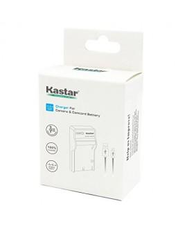 Kastar Slim USB Charger for Nikon EN-EL12, ENEL12, MH-65 Coolpix S9900, S9700, AW120, S9500, AW110, S70, S9600, S6300, S6200, S8100, S9100, S800c, S31 Digital Cameras + More