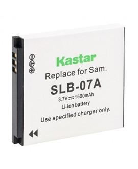 Kastar Battery for Samsung SLB-07 SLB-07B SLB-07EP SLB-07A SLB07A and Samsung PL150 PL151 ST45 ST50 ST500 ST550 ST560 ST600 TL100 TL210 TL220 TL225 TL90 Cameras