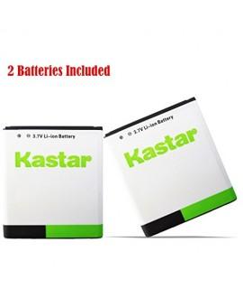 Kastar BL-53QH Battery (2-Pack) for LG P870 MS870 P769 / LG MS769 P880 VS930 / LG Escape P870 / LG Spirit 4G MS870 / LG Optimus L9 Optimus 4G P769 / LG Optimus L9 Optimus 4G MS769 / LG Optimus 4X HD P880 / LG Spectrum 2 VS930 Fit BL-53QH, EAC61898401 --Su