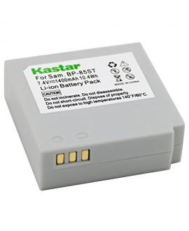 Kastar Battery (1-Pack) for Samsung IA-BP85NF, IA-BP85ST work with Samsung HMX-H100, HMX-H104, HMX-H105, HMX-H106, SC-HMX10, SC-HMX20C, SC-MX10, SC-MX20, SMX-F30, SMX-F33, SMX-F34, VP-HMX08, VP-HMX10, VP-HMX10C, VP-HMX20C, VP-MX10, VP-MX20, VP-MX25 Camera