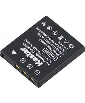 Kastar Battery (1-Pack) for Panasonic CGA-S004, CGA-S004A, CGA-S004E, CGR-S001B, DMW-BCB7, Fujifilm NP-40, NP-40N, Kodak KLIC-7005, Samsung SLB-0737, SLB-0837, Sanyo NP-40, UF55346, Pentax D-Li8, Benq Dli-102, Konica Minolta NP-1and DE-992, BC-40, SBC-L
