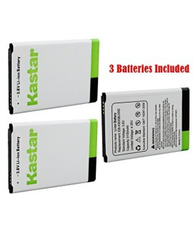 Kastar Note 3 Battery (3-Pack) for Samsung Galaxy NOTE 3, NOTE III, N9005 LTE, N9000, AT&T N900A, Verizon N900V, T-Mobile N900T, Sprint N900P, EB-K800BUWE --Supper Fast and from USA--3-Year Manufacturer Warranty