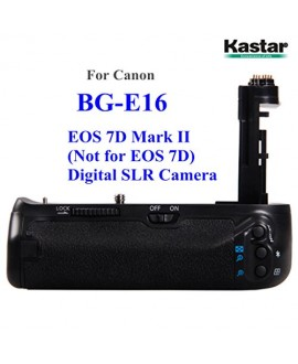 Kastar Professional Multi-Power Vertical Battery Grip (Replacement for BG-E16) for Canon EOS 7D Mark II (Not for EOS 7D) Digital SLR Camera