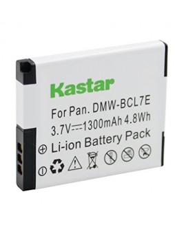Kastar Battery (1-Pack) for Panasonic DMW-BCL7E, DMW-BCL7 work with Panasonic Lumix DMC-F5, Panasonic Lumix DMC-FH10, Panasonic Lumix DMC-FS50, Panasonic Lumix DMC-SZ3, Panasonic Lumix DMC-SZ9, Panasonic Lumix DMC-XS1, Panasonic Lumix DMC-XS3 Cameras