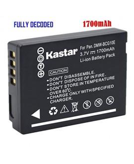Kastar Battery (1-Pack) for Panasonic DMW-BCG10 & Lumix DMC-ZS19 DMC-ZS8 DMC-ZS10 DMC-ZS20 DMC-ZS7 DMC-ZS3 DMC-ZS15 DMC-ZS5 DMC-ZS1 DMC-ZS6 DMC-TZ20 DMC-TZ7 DMC-TZ30 DMC-ZR1 DMC-TZ10 DMC-ZR3 DMC-TZ19