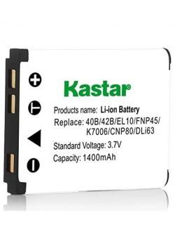 Kastar Battery (1-Pack) for Polaroid T370 T730 T831 T833 T1032 T1455 T1255 BLi-272 BLi272 and Sanyo Xacti VPC-T700 T700BL T700P T700T VPC-T850 T850BL T850CP VPC-T1060 VPC-T1060BK VPC-T1060EX Cameras