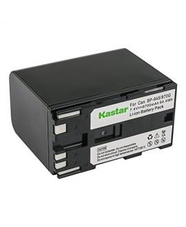 Kastar Battery (1-Pack) for Canon BP-970G BP-975 & EOS C100, EOS C100 Mark II, EOS C300, EOS C300 PL, EOS C500, EOS C500 PL, GL2 XF100 XF105 XF200 XF205 XF300 XF305, XH A1S, XH G1S, XL H1A, XL H1S XL2