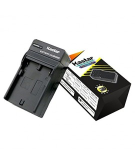 Kastar Travel Charger for Nikon EN-EL1 ENEL1 Minota NP-800 and Nikon Cooipix 4300 4500 4800 5400 5700 775 8700 880 885 995 CoolpixE880 and Konica Minota DG-5W Dimage A200 Cameras