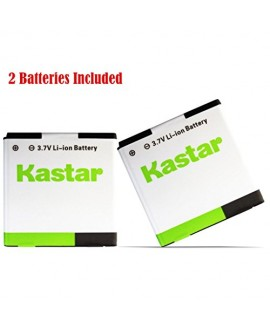 Kastar G14 / BG58100 Battery (2-Pack) for HTC G14, HTC BG58100, HTC EVO 3D (Fits BG86100), HTC Sensation, HTC Amaze, HTC MyTouch 4G Slide, HTC Sensation XE, HTC Sensation XL, HTC Shooter, HTC Z710E, HTC Z715E --Supper Fast and Free Shipping from USA