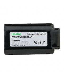 Kastar Battery 1 Pack, Li-ion 7.4V 2000mAh, Replacement for Paslode 902600 902654 B20543A Paslode 902400, Paslode B20543, Paslode CF325Li, Paslode IM250A Li, Paslode Li-Ion Cordless Nailer Tools