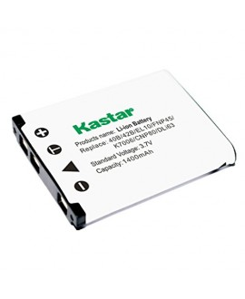Kastar K7006 Battery (1-Pack) for Kodak KLIC-7006 Nikon EN-EL10 Rechargeable Lithium-ion Battery and Kodak Nikon Digital Camera (Detail Models in the Description)