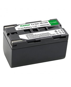 Kastar Battery for Samsung SB-L320 and Samsung SC-L520 530 550 600 610 630 650 700 710 750 770 810 VP-W75D VM-B5700 VM-C170 VM-C300 VM-C3700 VP-W80 VP-W80U VP-W87 VP-W87D VP-W90 VP-W97