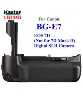 Kastar Professional Multi-Power Vertical Battery Grip (Replacement for BG-E7) for Canon EOS 7D (Not for Mark II) Digital SLR Camera