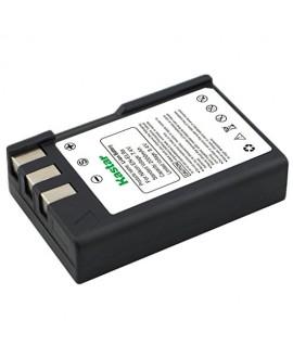 Kastar Battery (1-Pack) for Nikon EN-EL9, EN-EL9a, MH-23 work with Nikon D3000, D5000, D40, D60, D40X SLR Cameras