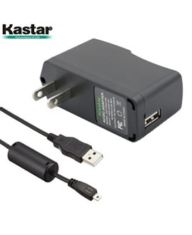 Kastar AC Adapter Charger & UC-E6 cable for EH-68, EH-69, EH-68P, EH-69P, EH-70P and Nikon Coolpix P series and Coolpix S series digital cameras ( Detail model check description )