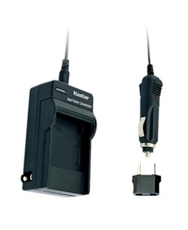 Kastar Charger Kit for Sony NP-FC11, NP-FC10 work with Sony Cyber-shot DSC-P12, DSC-P10, DSC-P8, DSC-V1, DSC-P7, DSC-P5, DSC-P9, DSC-P3, DSC-F77, DSC-P10S, DSC-FX77, DSC-P2, DSC-P10L, DSC-P8L, DSC-F77A, DSC-P8S, DSC-P8R Cameras