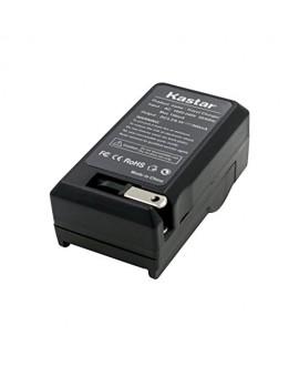 Kastar Travel Charger for JVC BN-VG138 BN-VG138U BN-VG138US, BN-VG121 BN-VG121U BN-VG121US, BN-VG114 BN-VG114U BN-VG114US, BN-VG107 BN-VG107U BN-VG107US Battery and JVC Everio Cameras