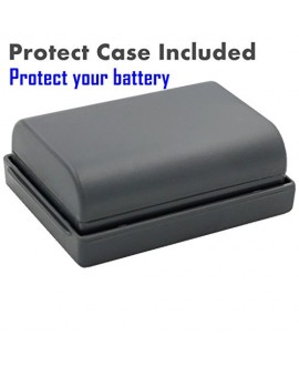 Kastar NB-2L Battery (1-Pack) for Canon NB-2L NB-2LH NB-2L12 NB-2L14 NB-2L24 BP-2L5 BP-2LH and Canon EOS Digital Rebel XT Xti Cameras