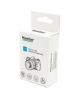 Kastar Battery 1 Pack for Panasonic CGA-S004, CGA-S004A, CGA-S004E, DMW-BCB7 and Lumix DMC-FX2, DMC-FX7
