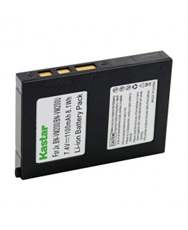 Kastar Battery (1-Pack) for BN-VM200 BN-VM200U work with JVC GZ-MC100 GZ-MC200 GZ-MC500 GZ-MC100EK GZ-MC200E GZ-MC500EK GZ-MC100EX GZ-MC200EX GZ-MC500EX GZ-MC100US GZ-MC200US GZ-MC500US Cameras