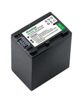 Kastar Battery 1 Pack for Sony NP-FV100 NP-FH100 FV100 DCR-SR15 SR21 SR68 SR88 SX15 SX21 SX44 SX45 SX63 SX65 SX83 SX85 HDR-CX110 CX115 CX130 CX150 CX160 XR160 CX360 CX560 CX700 PJ10 PJ30 PJ50 Cameras