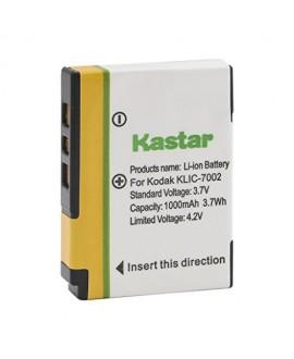 Kastar KLIC-7002 Battery (1-Pack) for Kodak EasyShare V530, EasyShare V530 Zoom, EasyShare V603, EasyShare V603 Zoom Cameras