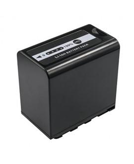 Kastar VBD78 Battery 1 Pack for Panasonic VW-VBD29 VW-VBD58 VW-VBD78 & Panasonic AG-3DA1 AG-AC8 AG-DVC30 AG-HPX171 AG-HPX250 AG-HPX255 AG-HVX201 AJ-PCS060 AJ-PX270 AJ-PX298 HC-MDH2 HC-X1000 HDC-Z10000