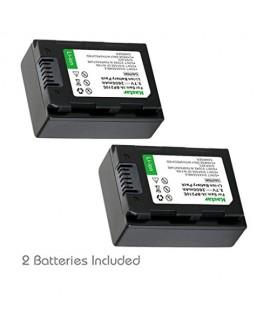 Kastar BP210E Battery (2-Pack) forSamsung IA-BP210R IA-BP210E IA-BP420E and SMX-F44 F50 F53 F54 F500 F501 F530 HMX-F80 F90 H200 H300 H304 S10 S15 S16 Camera