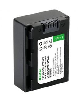 Kastar BP210E Battery (1-Pack) forSamsung IA-BP210R IA-BP210E IA-BP420E and SMX-F44 F50 F53 F54 F500 F501 F530 HMX-F80 F90 H200 H300 H304 S10 S15 S16 Camera