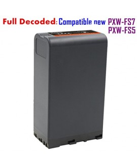Kastar BP-U96 Battery (1X) for Sony BP-U90 BP-U60 BP-U30 and PXW-FS7/FS5/X180 PMW-100/150/150P/160 PMW-200/300 PMW-EX1/EX1R PMW-EX3/EX3R PMW-EX160 PMW-EX260 PMW-EX280 PMW-F3 PMW-F3K PMW-F3L Camcorders