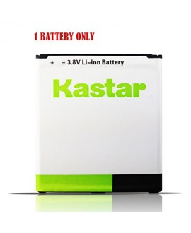 Kastar Galaxy S4 Battery (1-Pack with NFC) for amsung Galaxy S4, S IV, I9505, M919 (T-Mobile), I545 (Verizon), I337 (AT&T), L720 (Sprint), EB-B600BUB, EB-B600BUBESTA