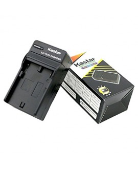 Kastar Travel Charger for Panasonic DMW-BLE9, DMW-BLE9E, DMW-BLE9PP, DMW-BLG10 work with Panasonic Lumix DMC-GF3, DMC-GF5, DMC-GF6, DMC-GX7, DMC-LX100 Cameras