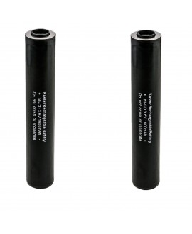 Kastar 2-Pack Battery Replace For Streamlight 75175 75300 75301 75302 75303 75304 75305 75306 75307 75308 75309 75310 75311 75500 75501 75502 75503 75504 75505 75506 75510 75511 75512 75513 75514 75515 75516 75521 75522 75523 75524 75525 75526 and More