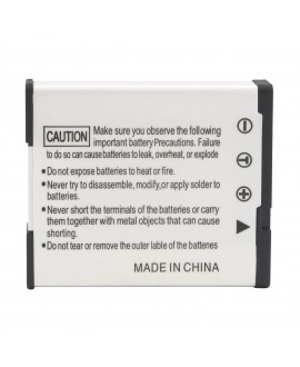 Kastar CNP130 Battery (2X) + Charger for Casio NP-130 & Exilim EX-10, EX-100, EX-H30, EX-ZR100, EX-ZR200, EX-ZR300, EX-ZR400, EX-ZR500, EX-ZR700, EX-ZR800, EX-ZR850, EX-ZR1000, EX-ZR1200, EX-ZS1500