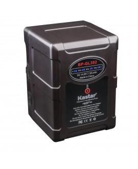 Kastar BP-GL302 Battery 14.8V 20400mAh 302Wh for Sony BP-65H BP-90 BP-95W BP-150W BP-190W BP-FL75 BP-GL65 BP-GL95 BP-GL95A BP-IL75 BP-L40 BP-L40A BP-L60 BP-L60A BP-L60S BP-L80 BP-L80S BP-L90 BP-L90A BP-M100 BP-M50 E-7 E-7S E-50 E-50S E-70 E-70S E-80 E-80S