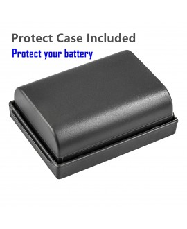 Kastar NB-2L Battery for Canon Digital Rebel XT, Digital Rebel XTi, EOS 350D, EOS 400D, EOS Kiss Digital N, EOS Kiss Digital X, FV500, FVM20, FVM30, FVM100, FVM200 Camera