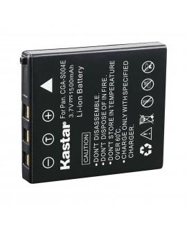 Kastar 1x Battery for Panasonic CGA-S004, Fujifilm NP-40, DMW-BCB7, Kodak KLIC-7005, Samsung SLB-0737, SLB-0837, Sanyo NP-40, Pentax D-Li8, Benq Dli-102, Konica Minolta NP-1 and DE-992, BC-40, SBC-L5