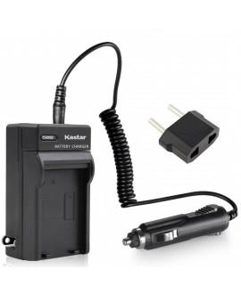 Kastar Battery Charger for JVC BN-VF808 BN-VF808U BN-VF815 BN-VF815U BN-VF823 BN-VF823U AA-VF8 AA-VF8US JVC GR-DA30 GR-DA30U GR-D750U GR-D770U GR-D850U GZ-HD10 GZ-HD7U GZ-HD10 GZ-HD30 GZ-HD300 GZ-HD320 GZ-MG155 GZ-MG255 GZ-MG275 GZ-MG330 GZ-MG555 GZ-MG575