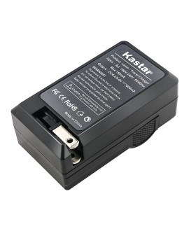 Kastar Travel Charger for Nikon EN-EL21, MH-28 and Nikon 1 V2 1V2 Camera