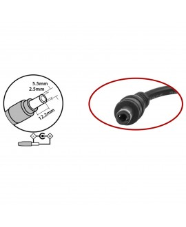Kastar AC Adapter Power Supply for Toshiba PA-1650-21 PA-1700-02 PA1650-01 PA3396U-1ACA PA3467E-1AC3 PA3467U PA3467U-1ACA PA3714E-1AC3 PA3714U-1ACA SADP-65KB SADP-65KB A SADP-65KB B SADP-65KB C