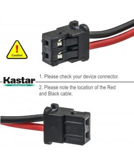 Kastar 3 Packs Cordless Home Phone Battery Replacement for Uniden BT1008 BT-1008 BT1016 BT-1016 BT1021 BT-1021 WITH43-269 65AAAH2BMS WX12077, Sanyo CAS-D6325, Radio Shack 23-596 23-931 43-223 43-269